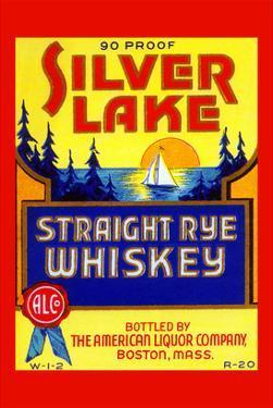 Silver Lake Straight Rye Whiskey