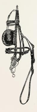 Silver Mounted Carriage Harness