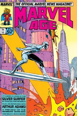Silver Surfer By Stan Lee and Moebius No. 1: Silver Surfer