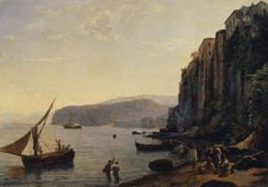 View of Sorrento, Near Naples by Silvestr Feodosevich Shchedrin