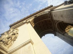 Champs - Elysees, Paris, France by Silvestre Machado