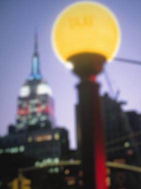 Empire State Building, New York by Silvestre Machado