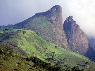 Sierra Do Frade Rain Forest Brazil