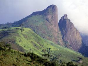 Sierra Do Frade Rain Forest Brazil by Silvestre Machado
