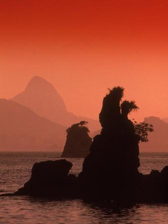 Two Brothers Hill, Rio de Janeiro, Brazil