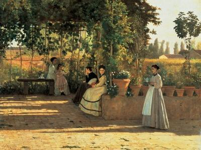 One Afternoon (or The Pergola)