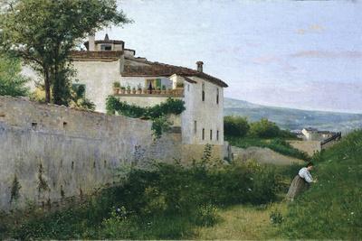 View of Piagentina, 1863