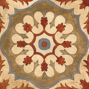 Andalucia Tiles C Color by Silvia Vassileva
