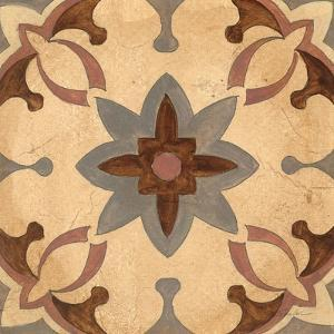 Andalucia Tiles D Color by Silvia Vassileva