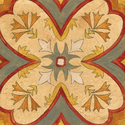 Andalucia Tiles H Color by Silvia Vassileva