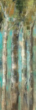 April Birch Forest PanelI by Silvia Vassileva