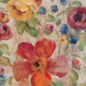 April Rain Flowers II by Silvia Vassileva