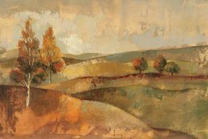 Autumn Hills I by Silvia Vassileva