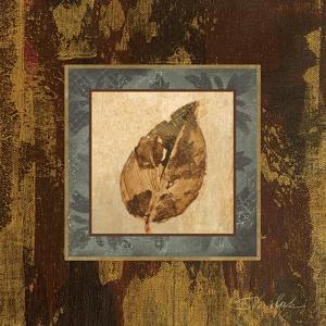 Autumn Leaf Square III by Silvia Vassileva