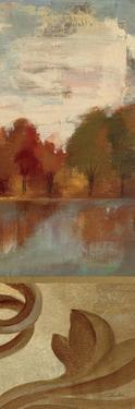 Autumn River Panel III by Silvia Vassileva