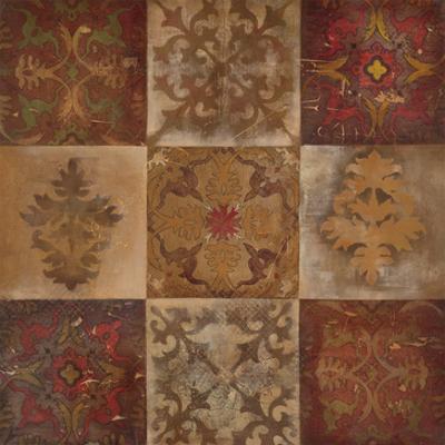 Barcelona Tiles I by Silvia Vassileva