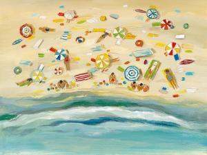 Beach Day by Silvia Vassileva