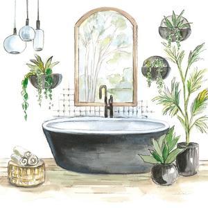 Black Bathtub II by Silvia Vassileva