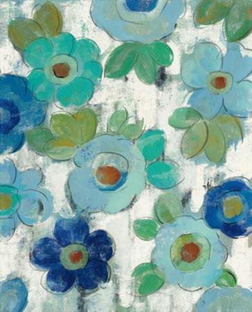 Blue Eyes III by Silvia Vassileva