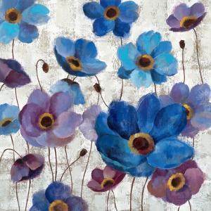 Bold Anemones I by Silvia Vassileva