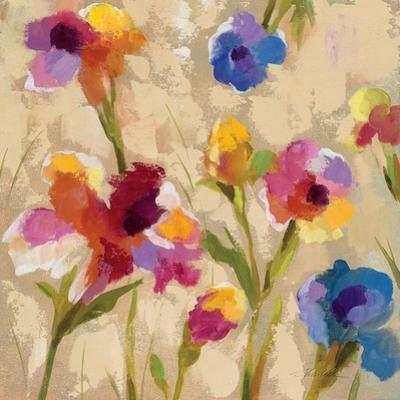 Bold Bright Flowers II by Silvia Vassileva