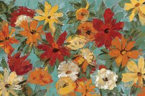 Bright Expressive Garden by Silvia Vassileva