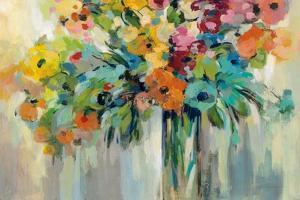 Cloud of Flowers by Silvia Vassileva