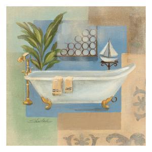 Coastal Bathtub I by Silvia Vassileva