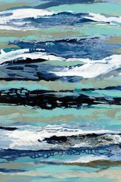 Coastal Sea Foam I by Silvia Vassileva