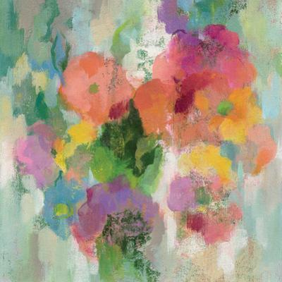 Colorful Garden II by Silvia Vassileva