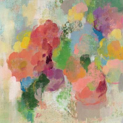 Colorful Garden III by Silvia Vassileva