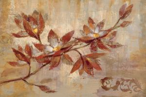 Copper Branch by Silvia Vassileva