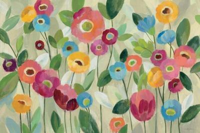 Fairy Tale Flowers V by Silvia Vassileva