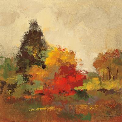 Fall Forest I by Silvia Vassileva