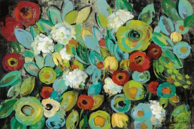 Fiesta Floral Crop by Silvia Vassileva