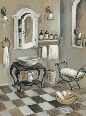French Bath IV by Silvia Vassileva