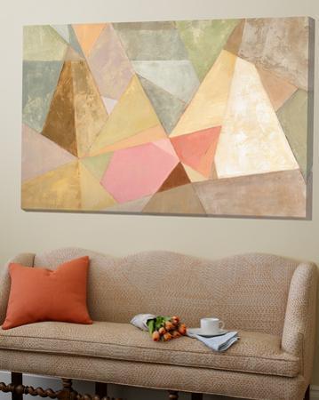 Geometric Abstract by Silvia Vassileva