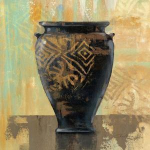 Glazed Pot III Decorative Accents by Silvia Vassileva