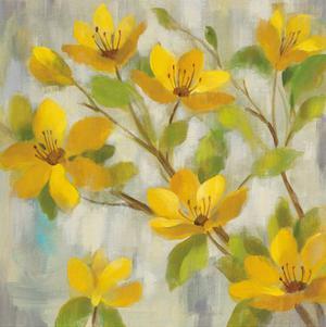 Golden Bloom I by Silvia Vassileva
