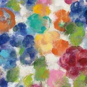 Hydrangea Bouquet I Square II by Silvia Vassileva