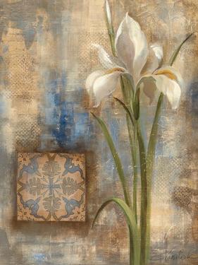 Iris and Tile by Silvia Vassileva