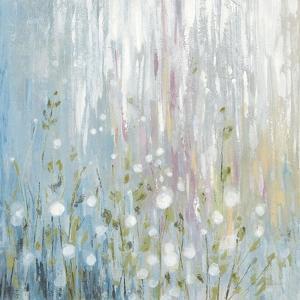 January Branches Blue Green by Silvia Vassileva