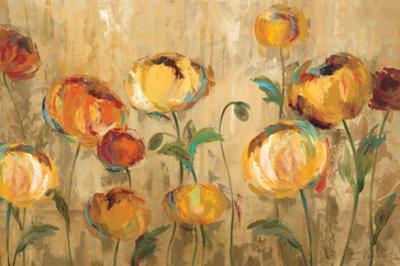 Joyful Ranunculi by Silvia Vassileva