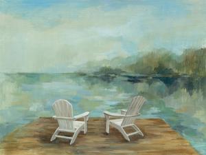 Lakeside Retreat I no Wood by Silvia Vassileva