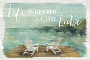 Lakeside Retreat I by Silvia Vassileva