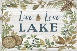 Lakeside Retreat III by Silvia Vassileva
