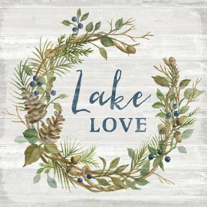 Lakeside Retreat IV by Silvia Vassileva