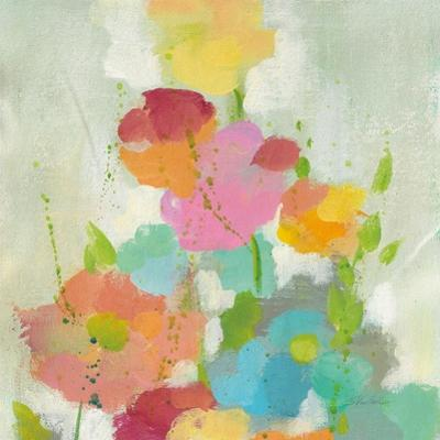 Longstem Bouquet I Square I by Silvia Vassileva
