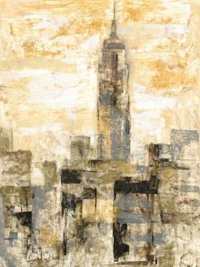 Manhattan Gray and Gold II by Silvia Vassileva