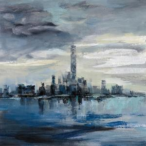 Manhattan Winter by Silvia Vassileva